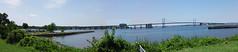 Throgs Neck Bridge from Fort Totten