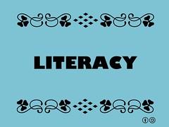 Buzzword Bingo: Literacy