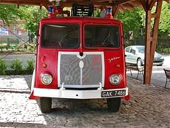 East European delivery vans, buses, trucks & lorries