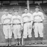 Pittsburgh Pirates players, Braves field