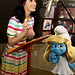 "Katy Perry voices ""Smurfette""  by katy.perry"