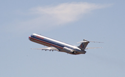 Mcdonnell Douglas MD-83 American Airlines N569AA