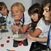 Tue, 2011-07-19 08:48 - A group from Carcasonne, France demonstrates various models of Stirling engines.