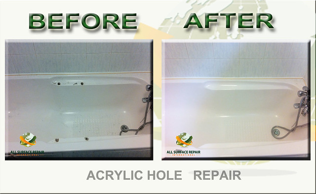 Acrylic Bath Hole Repair Flickr Photo Sharing