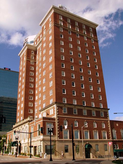 Andrew Johnson Hotel - Knoxville, TN
