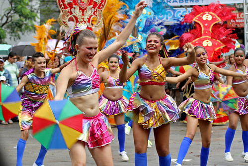 Passistas do Clube Carnavalesco Misto Elefante de Olinda. Foto: Cristiana Dias/Fundarpe