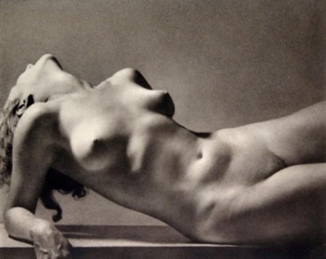 Nude Study, c.1927, by Rudolf Koppitz