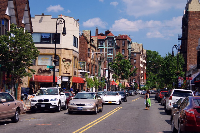 Austin St, Forest Hills, Queens