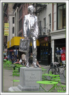 Andy Warhol Monument