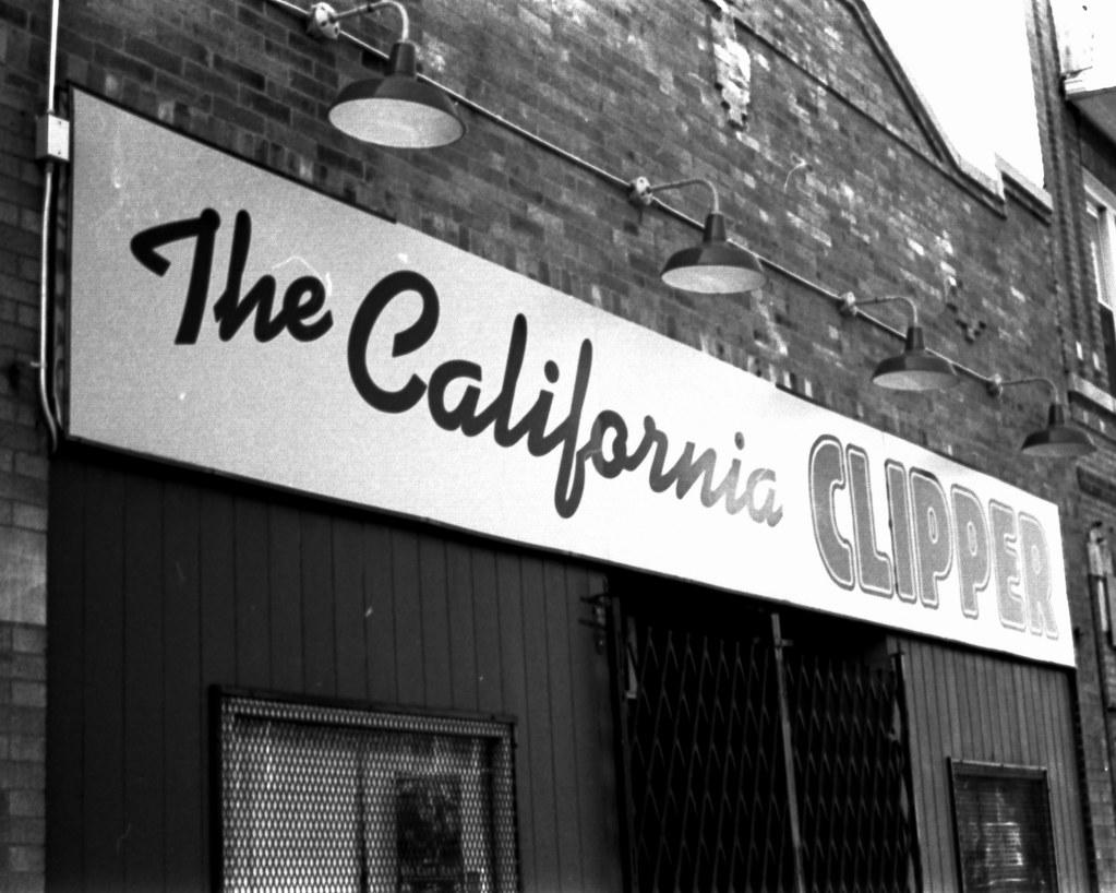 The California Clipper