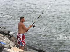 fishing, sea, recreation, casting fishing, outdoor recreation, recreational fishing, angling,