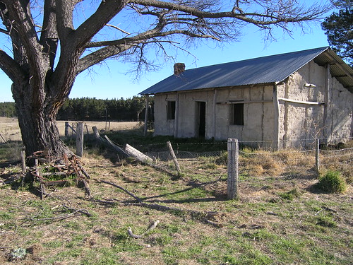 Pise hut, Glenburn Homestead