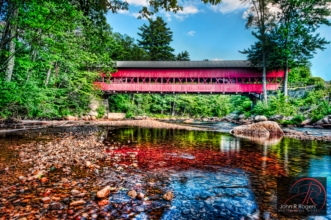 Red Covered Bridge, Conway, NH