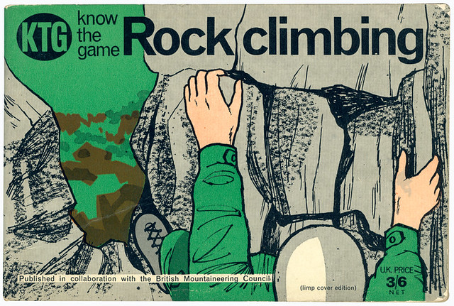 know the game - rock climbing