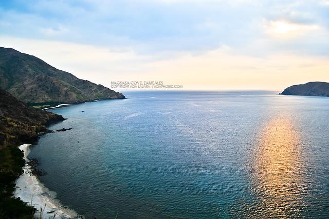 Nagsasa Cove - Sunset