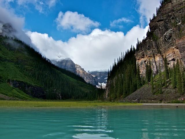 Lago Louise, Montañas Rocosas, Canadá