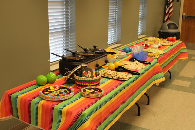 Adult Summer Reading Fiesta @ Flowood Library!