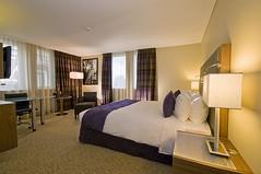Hotelroom Hotel Crowne Plaza Amsterdam (5)
