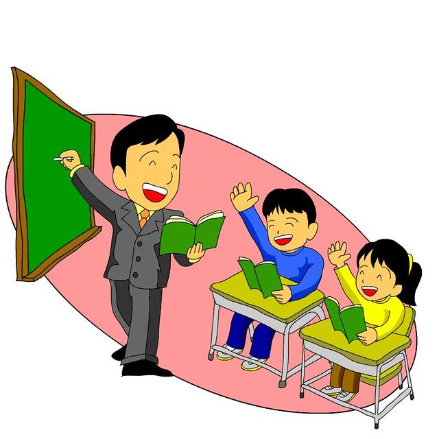 Caricaturas imagenes de niños estudiando - Imagui