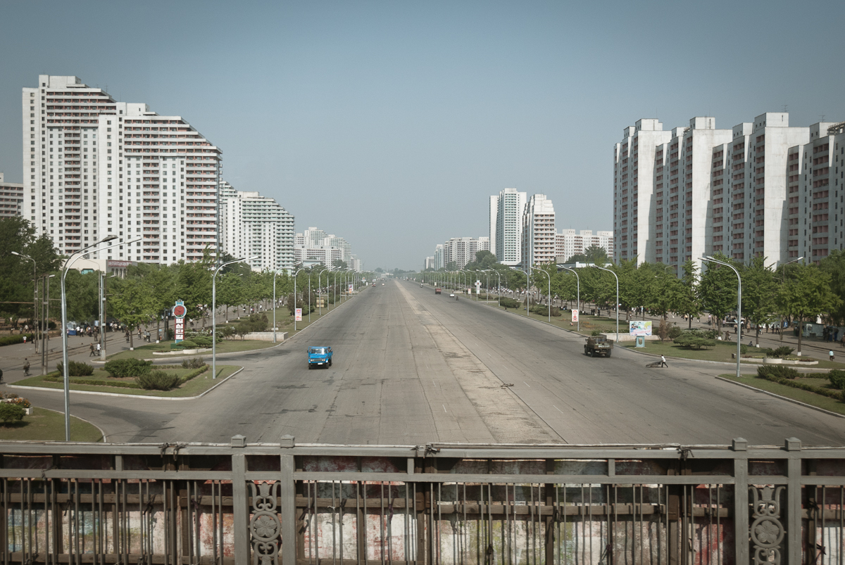 Economy And Lifestyle Width North Korea