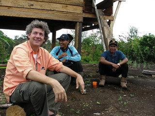 RAN Staff Visits Allies and Sites of Forest Conflict in Indonesia – July 2011