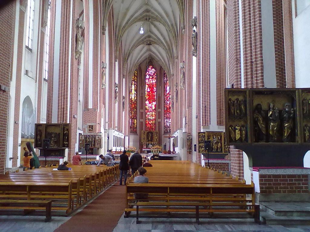 Kościół Najświętszej Marii Panny na Piasku