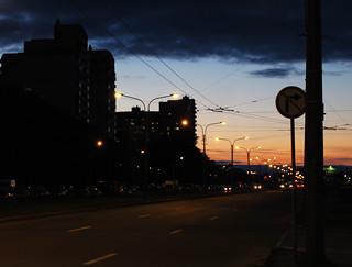 (268/365) Night street