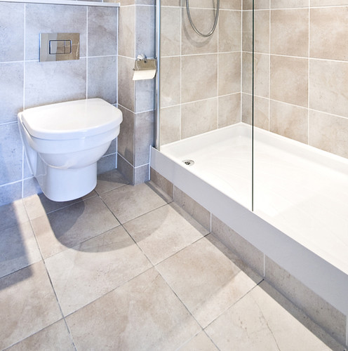 Installing Tile Bathroom Floor: CERAMIC TILE FLOOR INSTALL