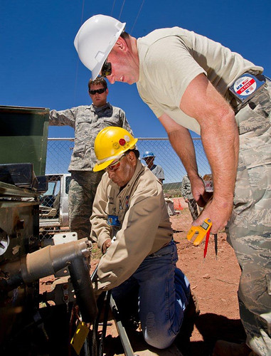 116th CES deploys to Navajo Nation reservation for two weeks