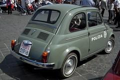 automobile, fiat, fiat 500, wheel, vehicle, city car, fiat 500, antique car, land vehicle,
