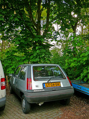 Renault 5 TL, 1985, Amsterdam, Tafelbergweg, 05-2010
