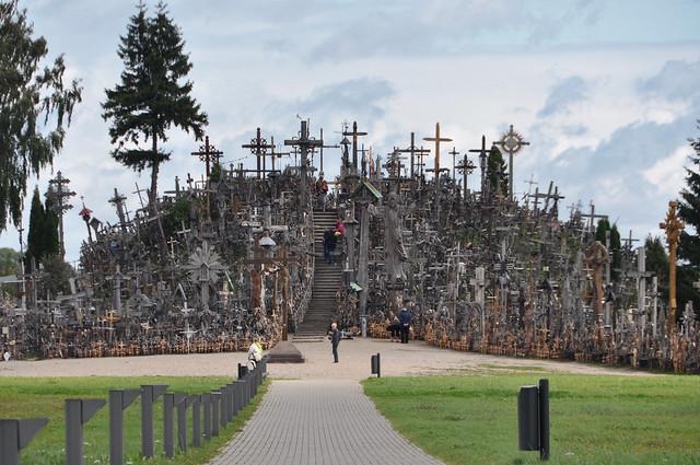 Šiauliai - Hill of Crosses