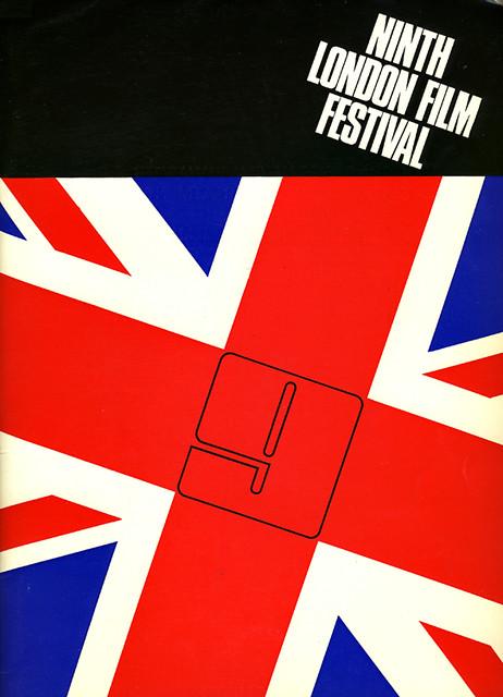 1965 London Film Festival Poster