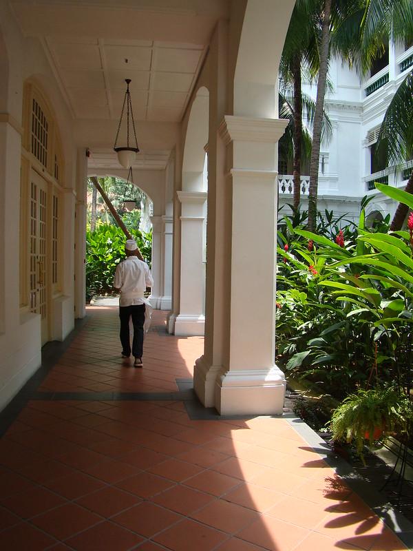 Singapore ~ Raffles Hotel