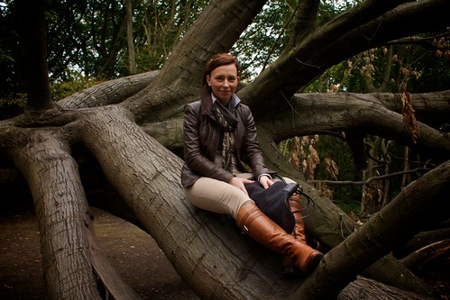 Ania in Hampstead Heath