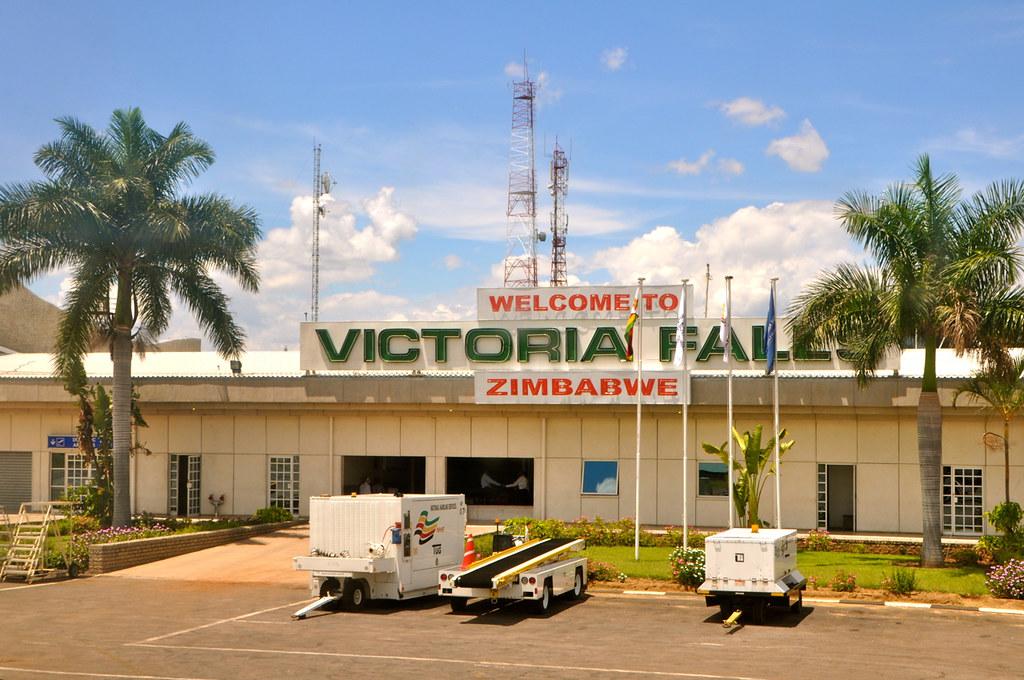 Victoria Falls Airport