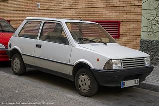 1990 Innocenti 990 'small'