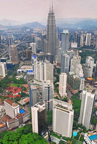 Downtown, Kuala Lumpur