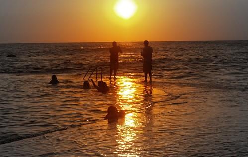 Sun On Salvador