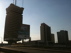 Downtown Lusaka
