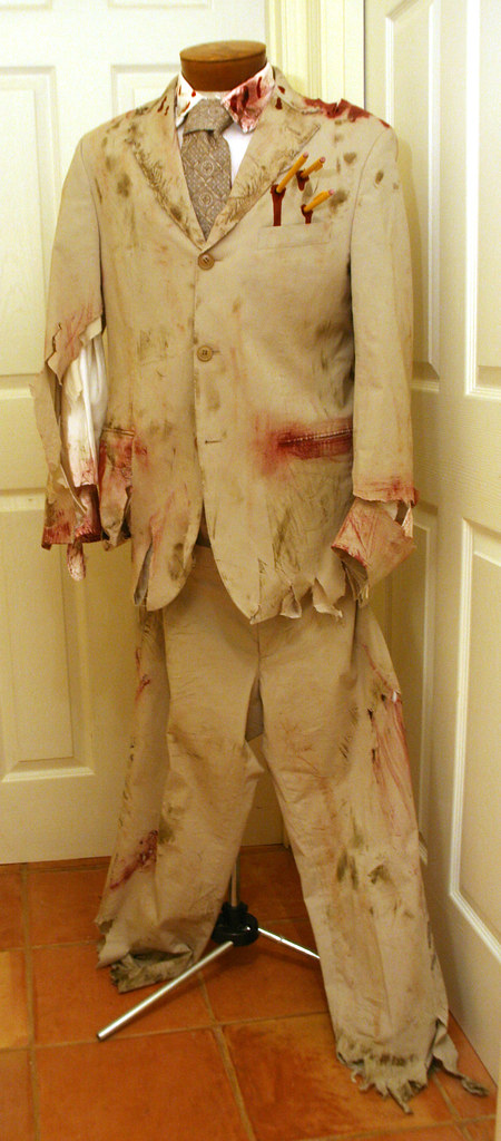 I Want a Zombie Costume: