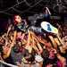 DJ BL3ND Crowd Surfing