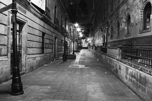 Calles de centro