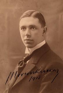 Morten Olaf Lieskar (1885 - 1955)