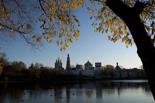 Novodevichy Convent_7 by Varvara_R