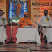 Prof. Dr. M. D. Thomas, National Director, Commission For Religious Harmony and Dr. Dominic Emmanuel SVD Director, Delhi Catholic Archdiocese spoke on Christianity at the Inter-faith Meet held at the Ramakrishna Mission, Delhi.