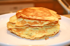 meal, breakfast, pannekoek, food, dish, cuisine, potato pancake, pancake,