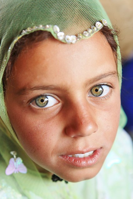 iranian girl with the most beautiful eyes in the world