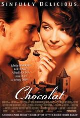 浓情巧克力 Chocolat(2000)_可以融化一切冷漠与执拗的魔法