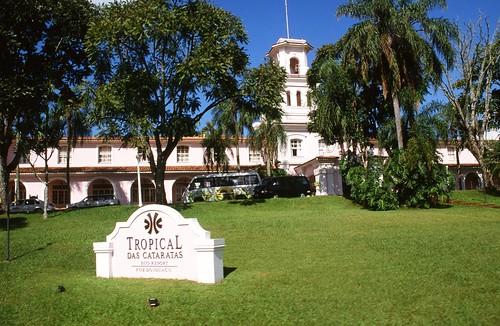 iguazu falls hotel